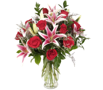 Roses & Lilies in Silver Spring MD, Bell Flowers, Inc