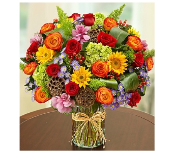 Garden of Grandeur for Fall $124.99-$174.99 in Bradenton FL, Ms. Scarlett's Flowers & Gifts