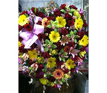 Specialty Tribute in Stamford CT, NOBU Florist & Events