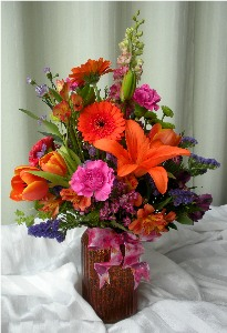 Vibrance in Kennett Square PA, Barber's Florist Of Kennett Square