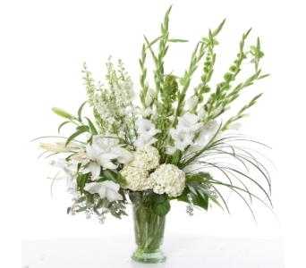 Serenity Bouquet in Little Rock AR, Tipton & Hurst, Inc.