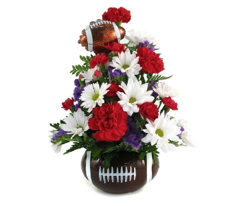 Are You Ready For Some Football?  in Southfield MI, Thrifty Florist