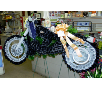 Motorcycle in Freehold NJ, Especially For You Florist & Gift Shop