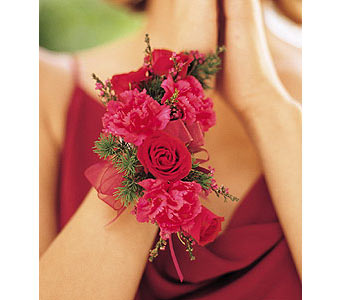 Songs of the Heart Wristlet in Bend OR, All Occasion Flowers & Gifts