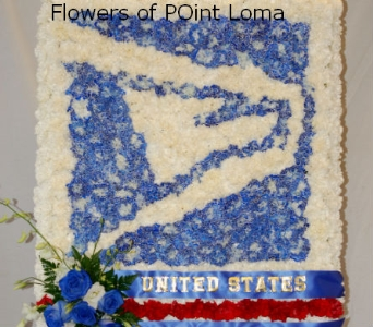 Postal in San Diego CA, Flowers Of Point Loma