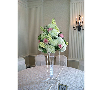Wedding Centerpiece in Staten Island NY, Sam Gregorio's Florist