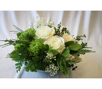 Just White 11 in Victoria BC, Fine Floral Designs