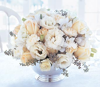 Cherished Vows Centerpiece in Bend OR, All Occasion Flowers & Gifts