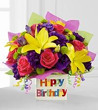 Happy Birthday Bouquet in Jacksonville FL, Jacksonville Florist Inc