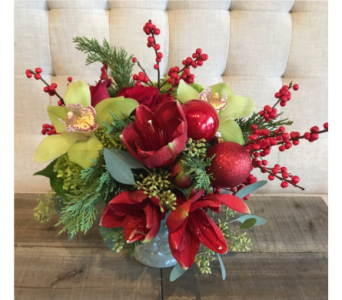 Simply Merry in Charleston SC, Tiger Lily Florist Inc.