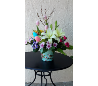 SPRINGTIME in The Villages FL, The Villages Florist Inc.