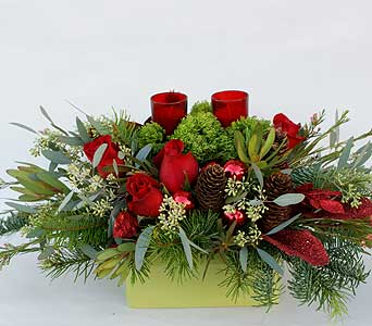 Cranberry Wishes in Victoria BC, Fine Floral Designs