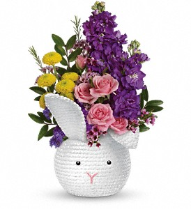 Hoppy Easter Bouquet by Teleflora in Johnson City TN, Roddy's Flowers