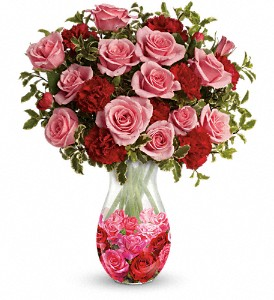 I'm Yours Bouquet by Teleflora in Oklahoma City OK, Array of Flowers & Gifts
