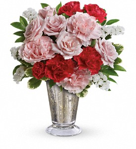 My Sweet Bouquet by Teleflora in Grand Rapids MI, Rose Bowl Floral & Gifts