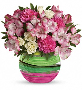 Spring Artistry Bouquet by Teleflora in Brandon FL, Bloomingdale Florist