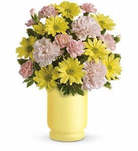 Teleflora's Bright Day Bouquet in Bowmanville ON, Bev's Flowers