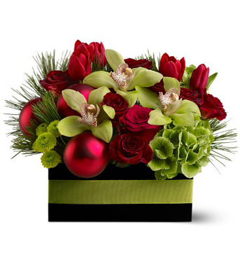 Vanderfleet's Holiday Chic Flower Design in Etobicoke ON, VANDERFLEET Flowers