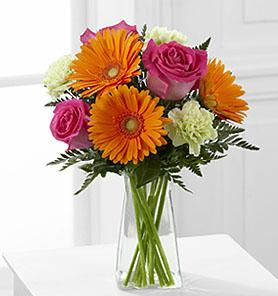 FTD Pure Bliss Bouquet in Hollister CA, Barone's Westlakes Balloons and Gifts