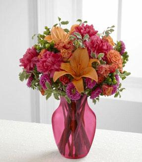 FTD All Is Bright Bouquet in Hollister CA, Barone's Westlakes Balloons and Gifts