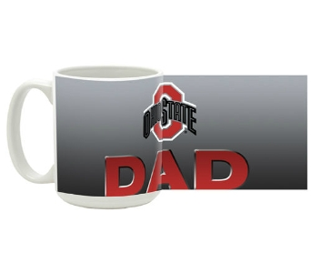 OSU Dad Mug in Columbus OH, OSUFLOWERS .COM