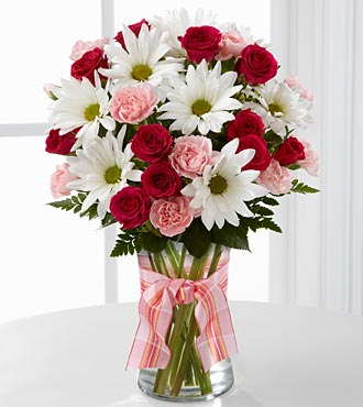 FTD Sweet Surprise Bouquet in Hollister CA, Barone's Westlakes Balloons and Gifts
