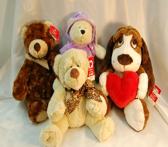 Stuffed Animals in Henderson NV, A Country Rose Florist, LLC