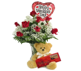 Ultimate Valentine's Special  in Southfield MI, Thrifty Florist