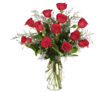 Dozen Long Stem Red Roses in Silver Spring MD, Bell Flowers, Inc