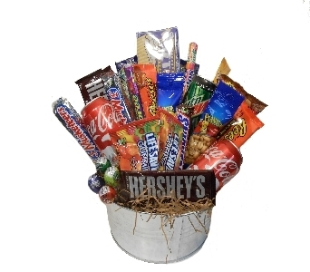 Rick''s Pick''s Candy Bouquet in Columbus OH, OSUFLOWERS .COM