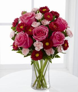 FTD Precious Heart Bouquet in Hollister CA, Barone's Westlakes Balloons and Gifts