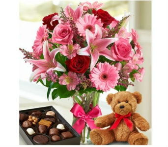Valentine Surprise in Watertown CT, Agnew Florist