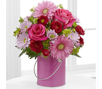 Color Your Day with Happiness in Washington IN, Myers Flower Shop