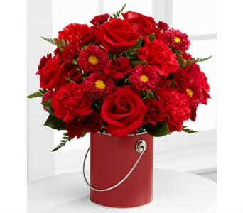 FTD Color Your Day With Love Bouquet in Lawrence KS, Englewood Florist