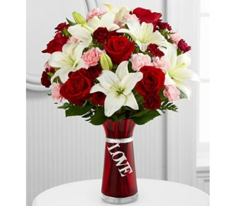 FTD Expressions of Love Bouquet in Lawrence KS, Englewood Florist