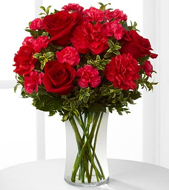 FTD Always True Bouquet in Hollister CA, Barone's Westlakes Balloons and Gifts