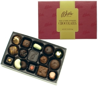 Asher''s Majestic Assorted Chocolates 7.5oz in Alamogordo NM, Alamogordo Flower Company