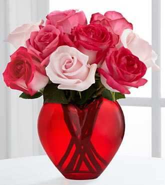 FTD The Art of Love Bouquet in Hollister CA, Barone's Westlakes Balloons and Gifts