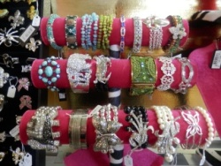 Assorted Bracelets in Gautier MS, Flower Patch Florist & Gifts