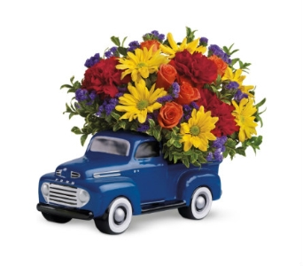 Ford Pick Up Truck in Madison WI, Felly's Flowers