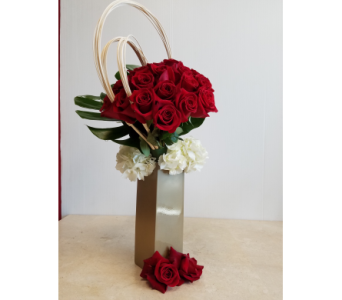Valentine Enchantment in Las Vegas-Summerlin NV, Desert Rose Florist
