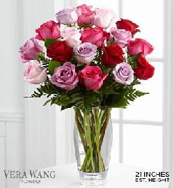 The FTD� Captivating Color� Rose Bouquet by Vera W in Lawrence KS, Englewood Florist