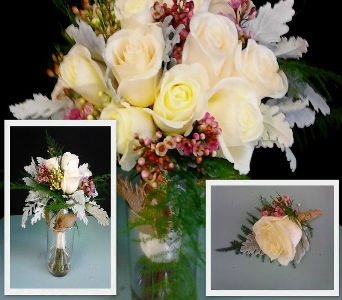 Wedding Testimonial - Rucker in Nashville TN, Emma's Flowers & Gifts, Inc.