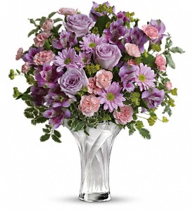 Teleflora's Isn't She Lovely Bouquet in Oklahoma City OK, Array of Flowers & Gifts