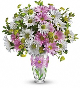 Teleflora's Sweet Blossoms Bouquet in Oklahoma City OK, Array of Flowers & Gifts