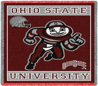 Classic Brutus Throw in Columbus OH, OSUFLOWERS .COM