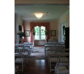 Lavoie Wedding-Crenshaw Hall in Wake Forest NC, Wake Forest Florist