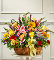 LARGE BASKET in Orange City FL, Orange City Florist