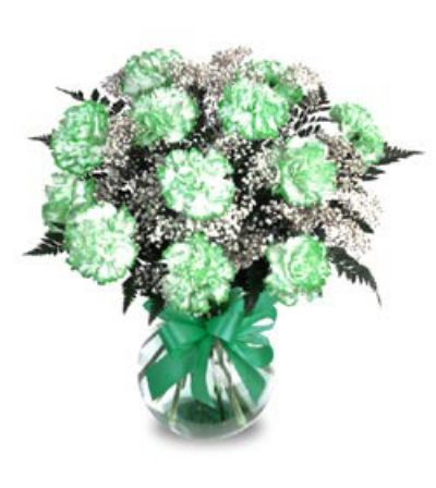 Lucky Irish Bouquet in Guelph ON, Patti's Flower Boutique