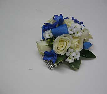 Sample Wristlets for Dances and Prom in Blue Bell PA, Country Flower Shoppe